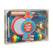 Band In a Box: Clap! Clang! Tap!