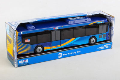 MTA 11 INCH BUS NEW COLORS