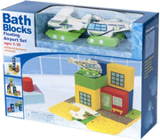 BathBlocks Floating Airport in Gift Box