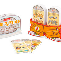 Smarty Pants Cards-2nd Grade