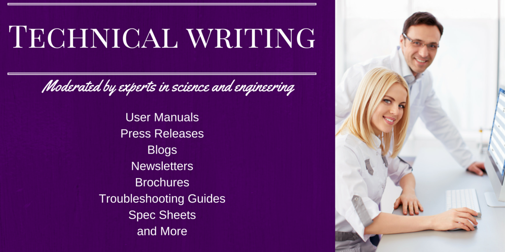 technical writing services china
