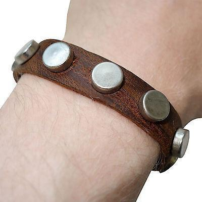 products/brown-leather-bracelet-silver-tone-studs-wristband-bangle-mens-womens-jewellery-4254074011713.jpg