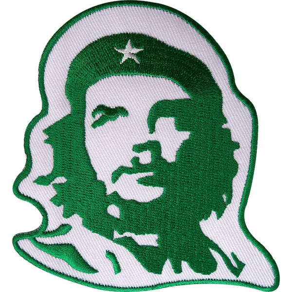 Che Guevara Patch Embroidered Badge Iron Sew On Beret Star Embroidery Applique