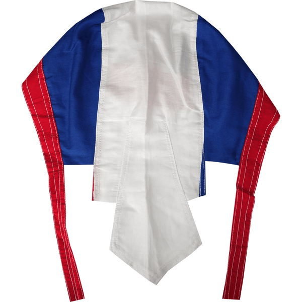 France Flag Bandana Biker Motorcycle Motorbike Chef Hat Cap French Head Scarf