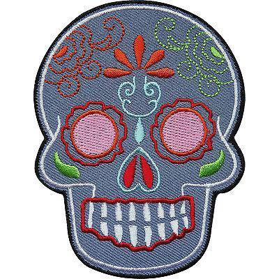 products/grey-floral-tattoo-skull-embroidered-iron-sew-on-clothes-patch-badge-transfer-4254246436929.jpg