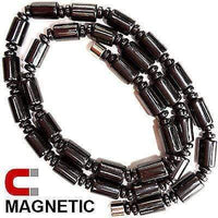 Magnetic Chain Necklace Choker Mens Womens Ladies Boys Kid Mans Magnet Jewellery Magnetic Chain Necklace Choker Mens Womens Ladies Boys Kid Mans Magnet Jewellery