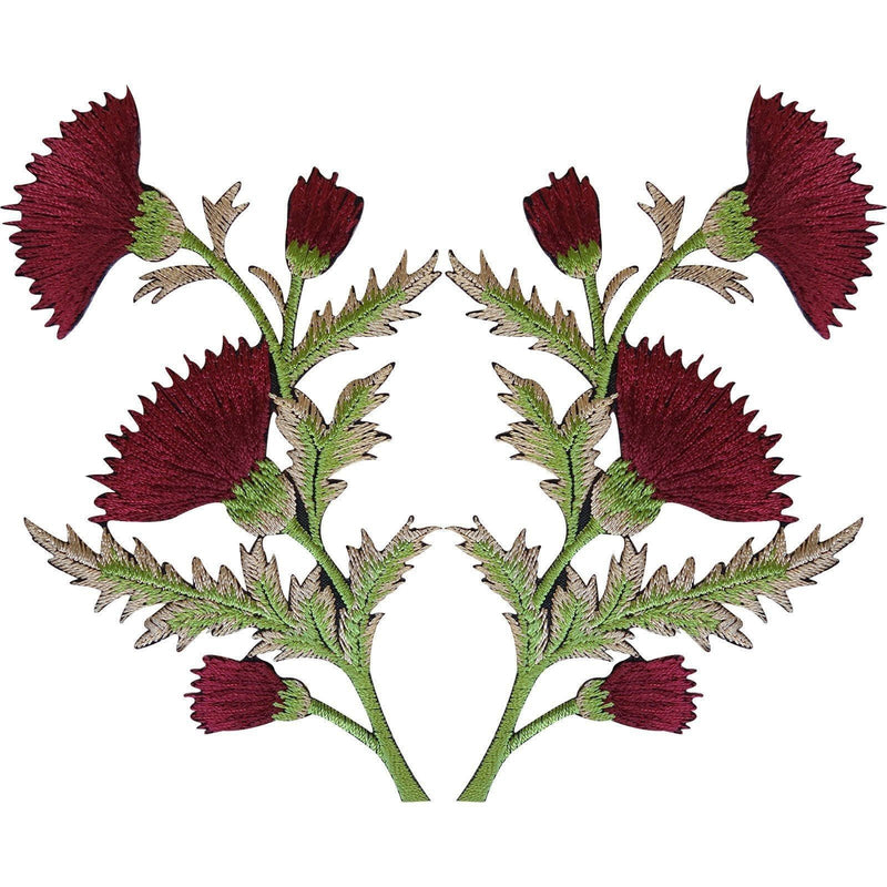 products/pair-of-burgundy-maroon-red-thistle-flower-patches-iron-on-sew-on-flowers-patch-4254430658625.jpg