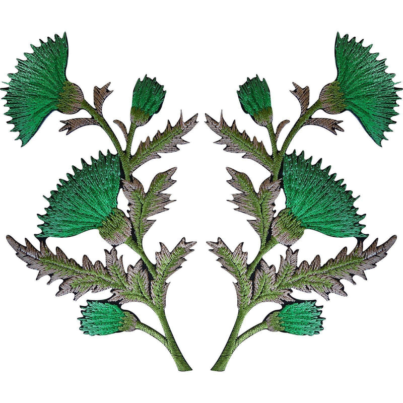 products/pair-of-green-thistle-flower-patches-iron-sew-on-embroidered-patch-badge-flowers-4254442127425.jpg