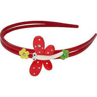Red Butterfly Skinny Hairband Headband Alice Hair Band Girls Kids Accessories Red Butterfly Skinny Hairband Headband Alice Hair Band Girls Kids Accessories