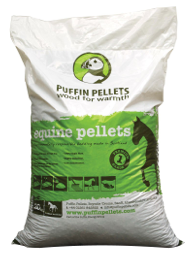 Puffin Pellets ½ Pallet Deal - 25 x 20kg bags