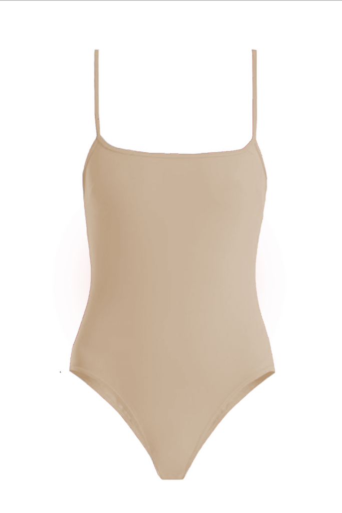 THE TREVOR ONE PIECE IN NUDE