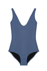 THE ZENO ONE PIECE IN BLUE