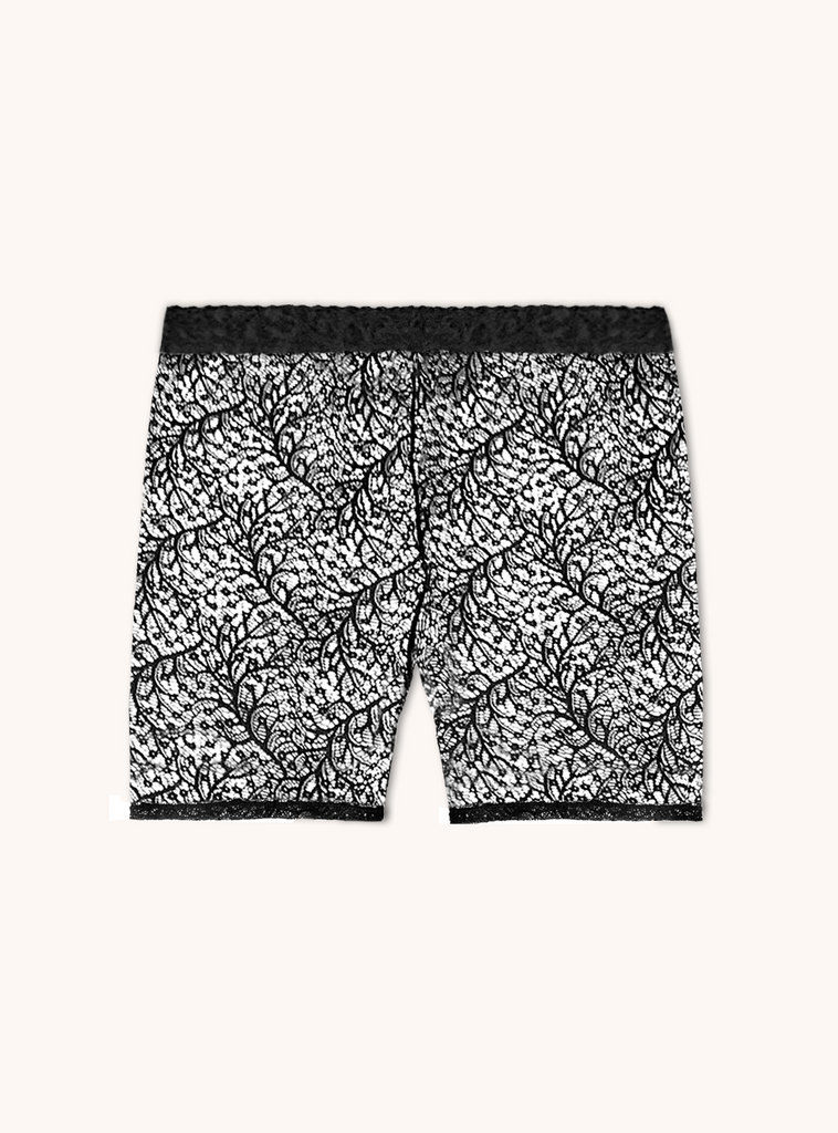 THE HEY BOY SHORTS IN BLACK