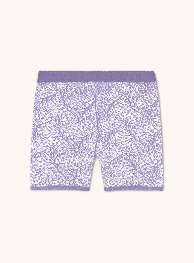 THE HEY BOY SHORTS IN GRAPE