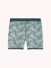 THE HEY BOY SHORTS IN HUNTER GREEN