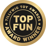 North Pole Kids' Club Official Elf Kit wins Tillywig Top Fun Award