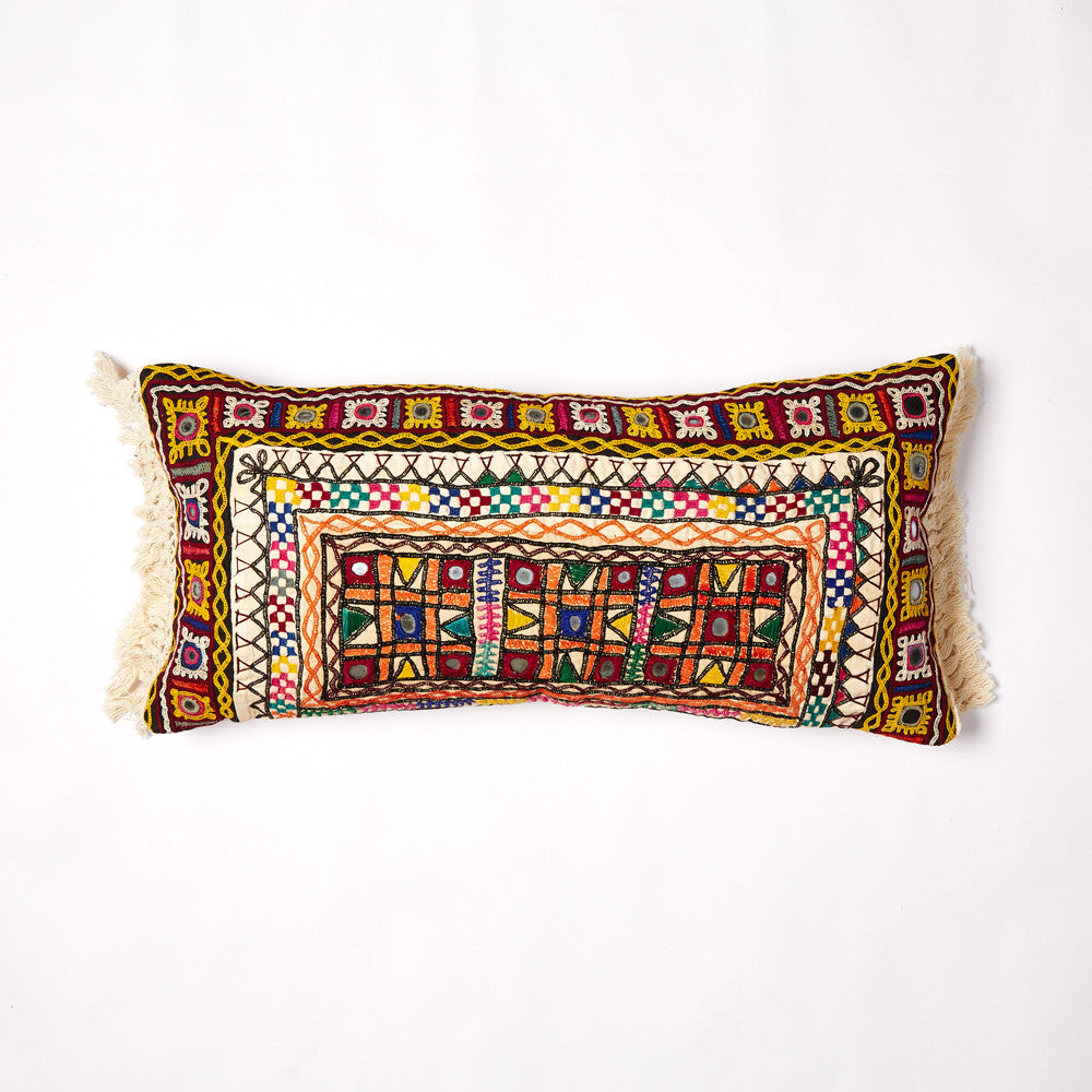 enid vintage cushion