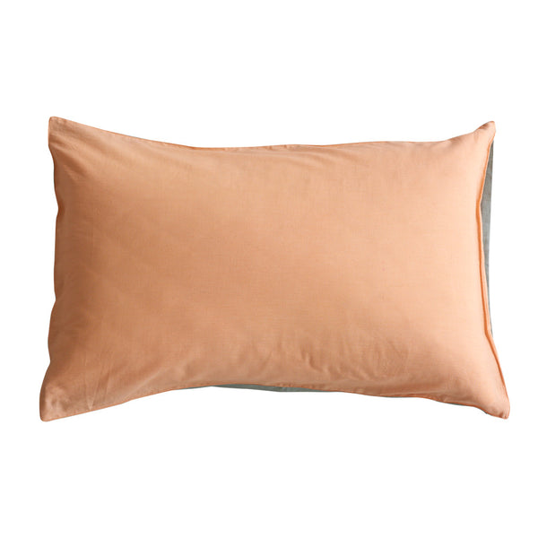 fuzzy peach pillowcase
