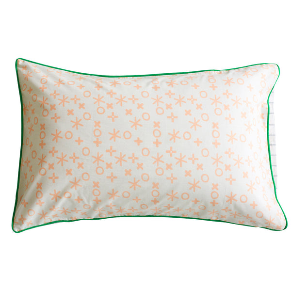 star cross pillowcase