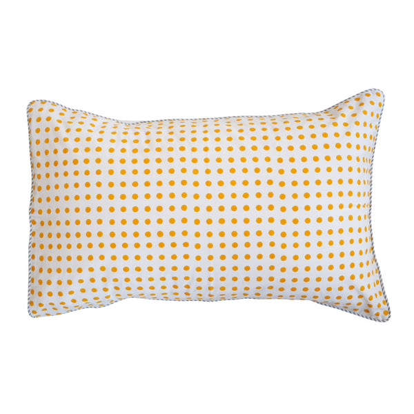 dot stripe pillowcase