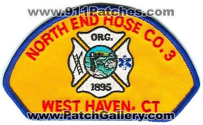 North End Hose Company 3 Fire Department Rescue West Haven Patch Connecticut CT