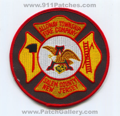 Alloway Township Fire Company Salem County Patch New Jersey NJ