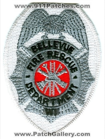 Bellevue Fire Rescue Department Patch Wisconsin WI
