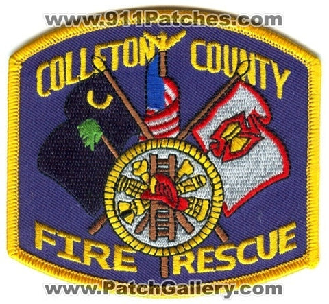 Colleton County Fire Rescue Department Patch South Carolina SC