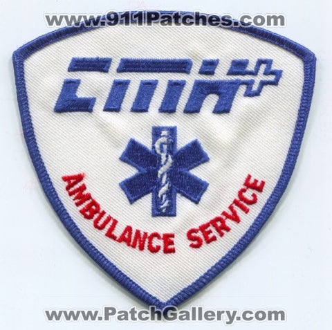 Corry Memorial Hospital Ambulance Service EMS Patch Pennsylvania PA