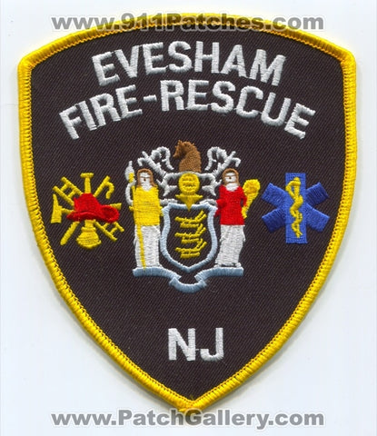 Evesham Fire Rescue Department Patch New Jersey NJ
