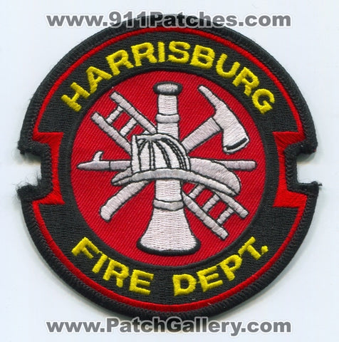 Harrisburg Fire Department Patch Unknown State