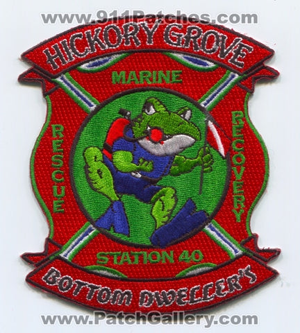 Hickory Grove Fire Department Station 40 South Carolina SC