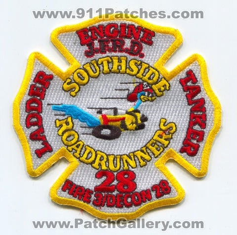 Jacksonville Fire and Rescue Department Station 28 Patch Florida FL