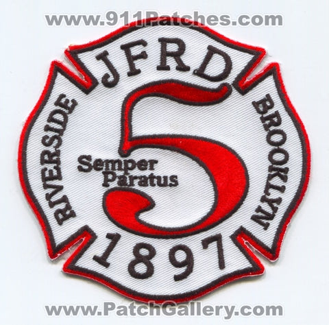 Jacksonville Fire and Rescue Department Station 5 Patch Florida FL