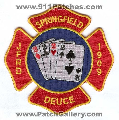 Jacksonville Fire and Rescue Department Station 2 Patch Florida FL