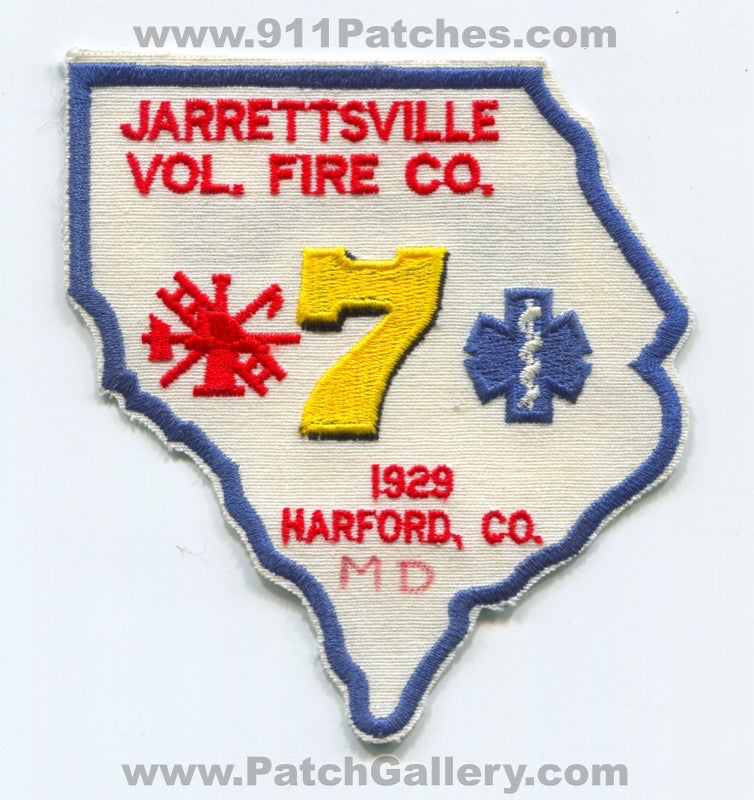 Jarrettsville Volunteer Fire Company 7 Harford County Patch Maryland MD