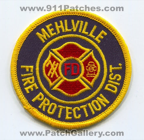 Mehlville Fire Protection District Patch Missouri MO