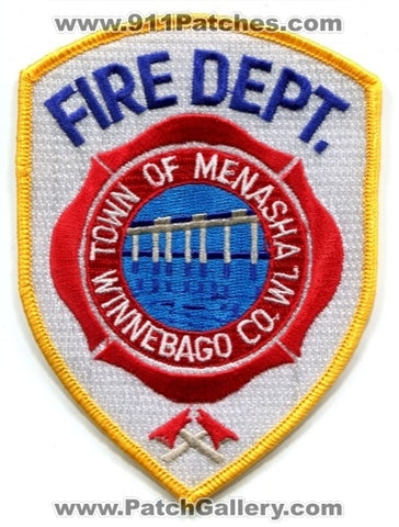 Menasha Fire Department Winnebago County Patch Wisconsin WI