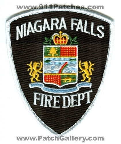 Canada ON - Niagara Falls Fire Department Patch