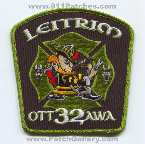 Canada ON - Ottawa Fire Department Station 32 Patch