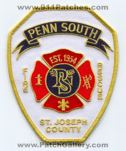 Penn South Fire Rescue Department Saint Joseph County Patch Indiana IN