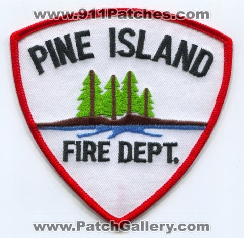 Pine Island Fire Department Patch Minnesota MN