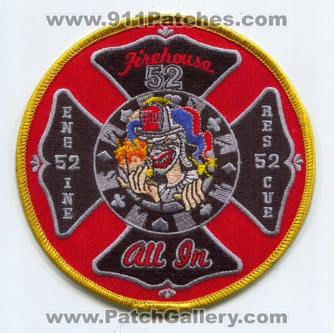 Pinellas Park Fire Department Station 52 Patch Florida FL
