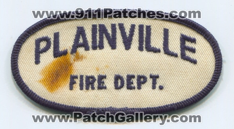 Plainville Fire Department Patch New York NY