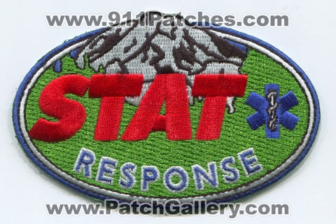STAT Response EMS Patch Washington WA