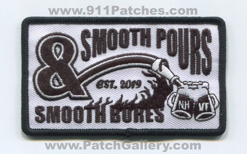 Smooth Pours and Smooth Bores Fire Patch New Hampshire NH Vermont VT