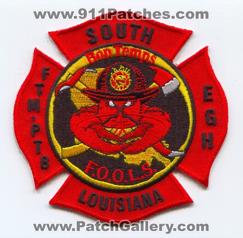 South Louisiana FOOLS Patch Louisiana LA