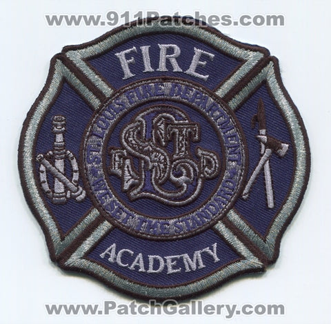 Saint Louis Fire Department Academy Patch Missouri MO