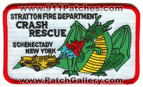 Stratton Fire Department Crash Rescue CFR Schenectady Patch New York NY