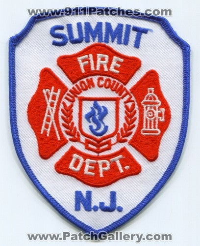 Summit Fire Department Union County Patch New Jersey NJ